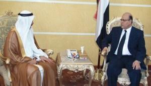وزير الخارجية والسعودي